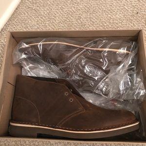 Clarks Bushacre 2 Chukka Boots Size 8 1/2